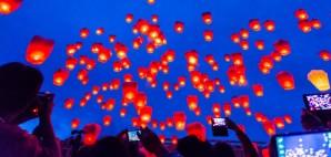 Pingxi Lantern Festival, Taiwan © Jenhuang99 | Dreamstime 51224203