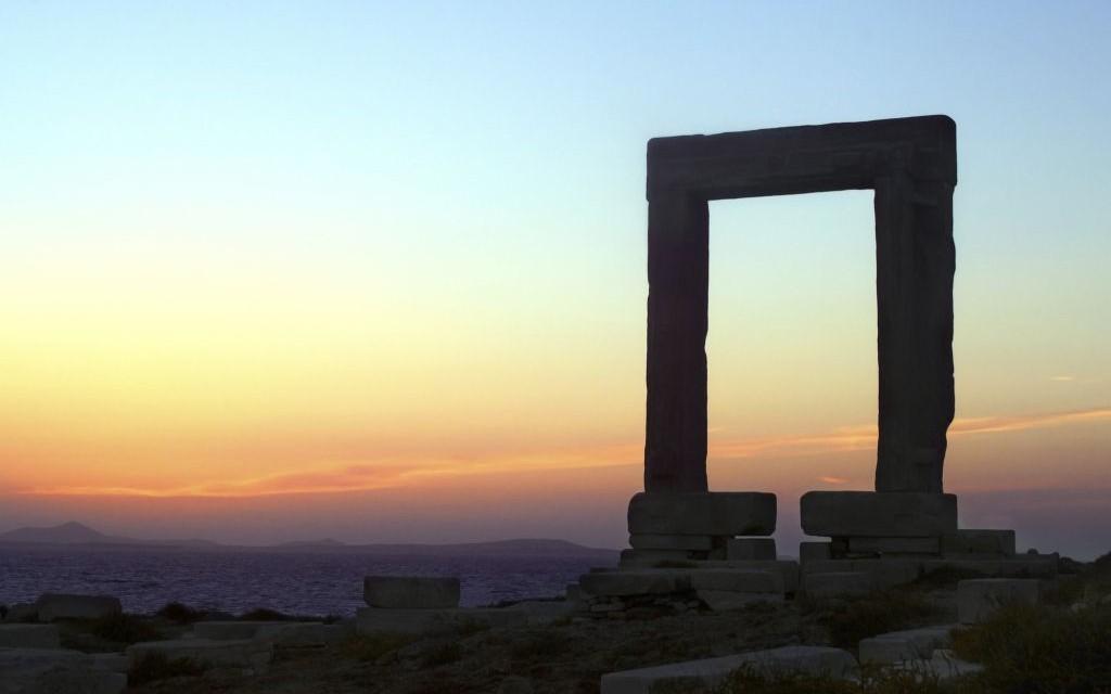 Portara Gate, Temple of Apollo, Naxos, Greece © Photostella | Dreamstime 53871270