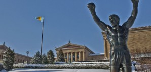 Rocky at the Philadelphia Art Museum, Pennsylvania © Boris Hudak | Dreamstime 12768232