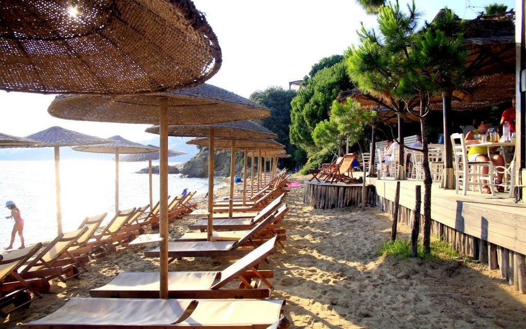 Skiáthos' Vromólimnos, Greece © Johnhill118 | Dreamstime 42907308