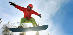 Snowboarder © Aleksey Ipatov | Dreamstime 50729241