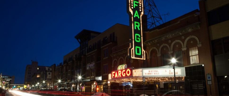 Fargo Theater © Filedimage | Dreamstime 31243299
