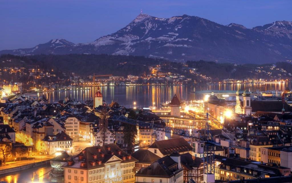 Lucerne, Switzerland © Mihai-bogdan Lazar | Dreamstime 18310395