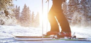 Ski © Anyaberkut | Dreamstime 61380150