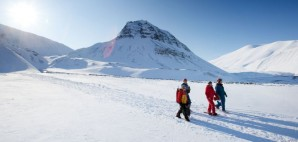 Snowshoeing in Norway © Tyler Olson | Dreamstime 9633645