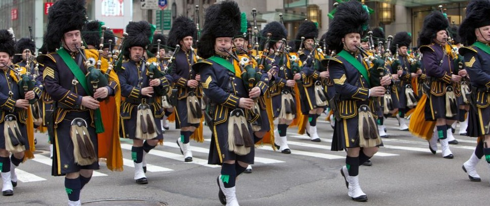 St. Patrick's Day Parade in New York City © Stuart Monk | Dreamstime 40865863