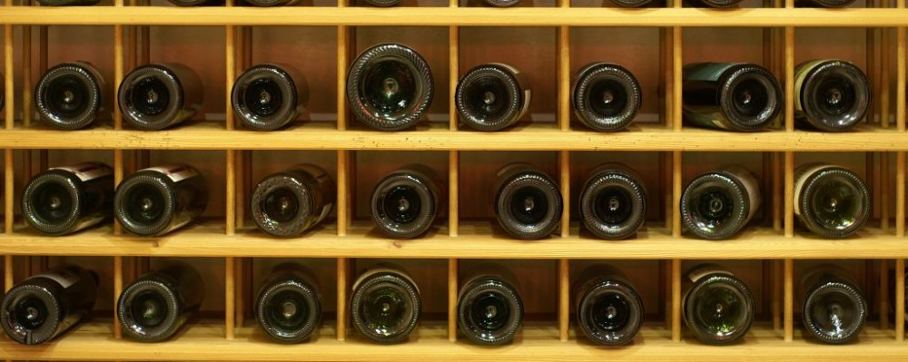 Wine Bottles © Alban Egger | Dreamstime 775486