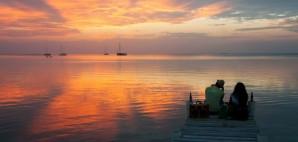 Caye Caulker, Belize © Moreno Novello   Dreamstime 38656676