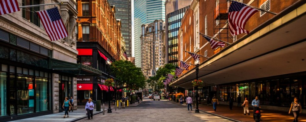 Trazee Travel Top 5 Restaurants On The East Coast Downtown Crossing Boston S