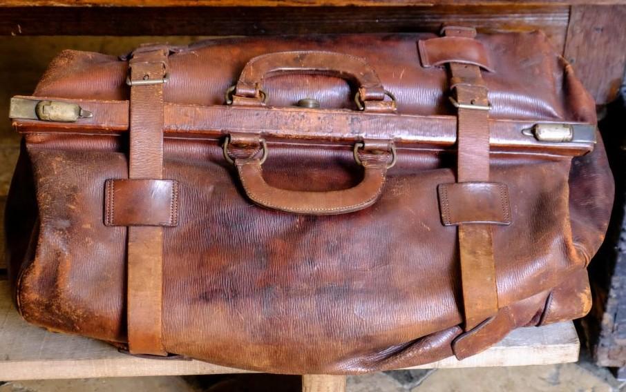 Gladstone Bag © Rodtuk | Flickr