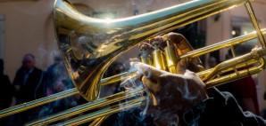 Jazz Trombone © David Kay | Dreamstime 37449357
