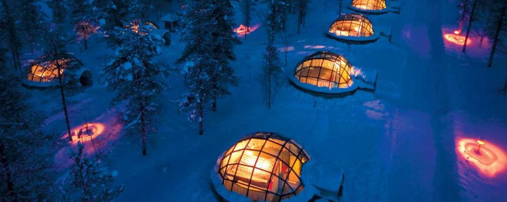 Trazee Travel Renting An Igloo In Finland Trazee Travel