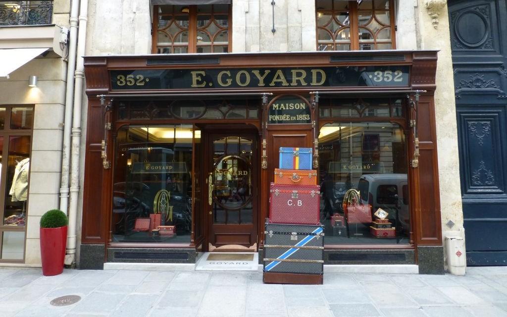 La Maison Goyard, Paris, France © Paul Arps | Flickr