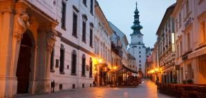 Old Town, Bratislava, Slovakia © Milan Gonda | Dreamstime 44624343