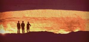 The Gateway to Hell, Turkmenistan © Mya Be | Dreamstime 28035342