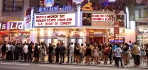 B.B. King's Blues Club, Beale Street, Memphis, Tennessee © Radekdrewek | Dreamstime 20350157