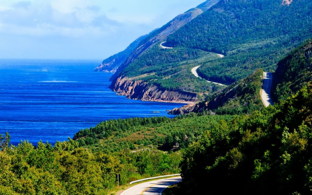 Cabot Trail, Nova Scotia © Ben Graham | Dreamstime 31505282