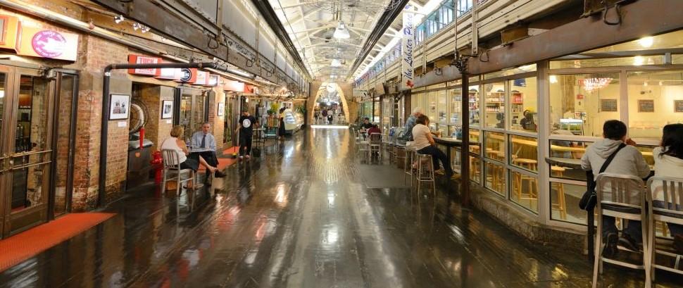 Chelsea Market, New York City © Sean Pavone | Dreamstime 20954937