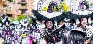 Feria de la Mascarada in Barva, Costa Rica © Fosterss | Dreamstime 48034493