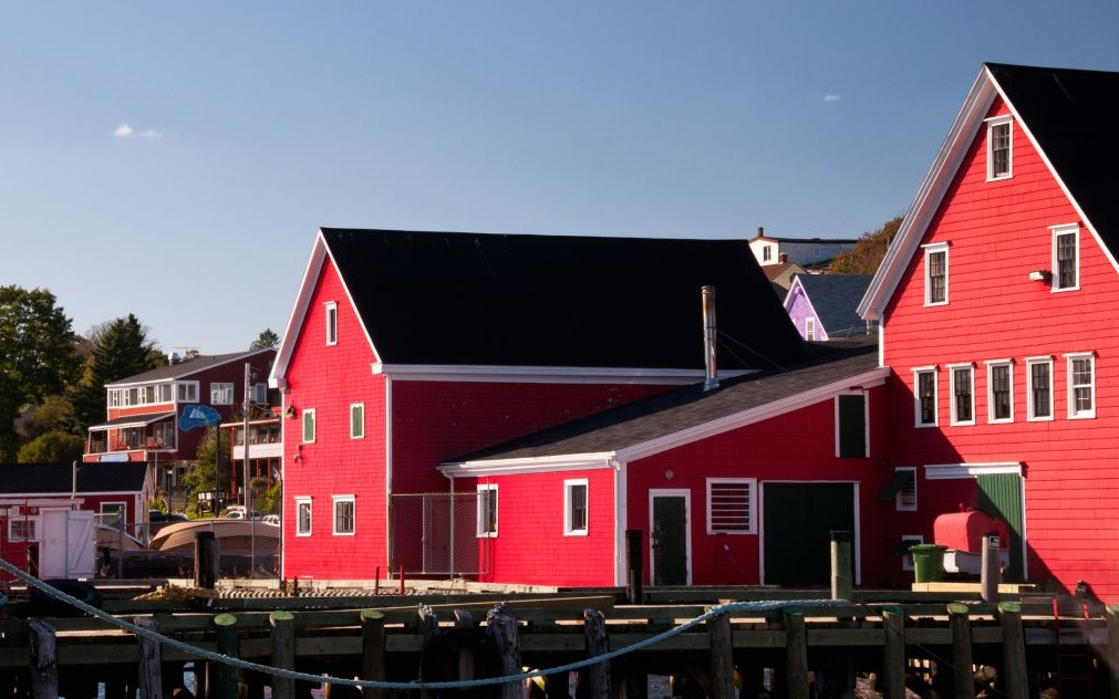 Lunenburg, Nova Scotia © Anne M. Fearon-wood | Dreamstime 27109210