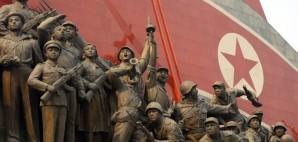 Mansudae Monument, Pyongyang, North Korea © Attila Jandi | Dreamstime 47973142