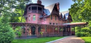 The Mark Twain House, Hartford, Connecticut © Elephantopia   Dreamstime 10580507