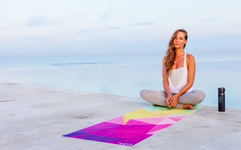 Trazee Travel Feel Centered With Yoga Design Lab