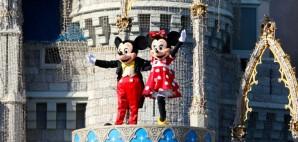 Disney World, Orlando, Florida © Clewisleake   Dreamstime 45922315