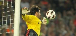 Flavio Roma of AC Milan © MaxiSports   Dreamstime 15768733