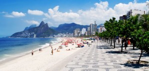 Ipanema, Rio de Janeiro, Brazil © Ekaterinabelova | Dreamstime 24190954