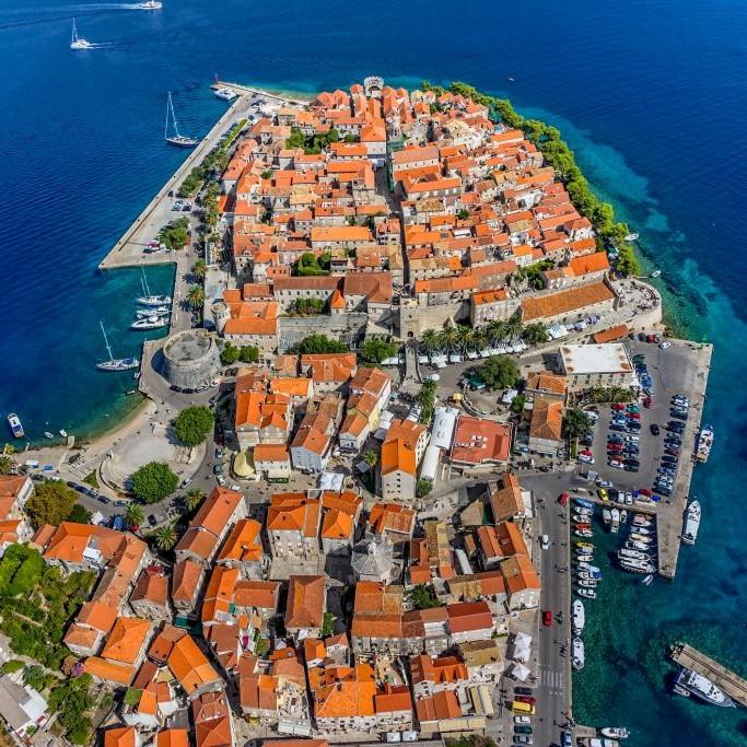 Korčula, Croatia © Jasmina | Dreamstime 26639490