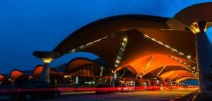 Kuala Lumpur International Airport, Malaysia © Azirull Amin Aripin | Dreamstime 44068860