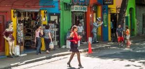 La Boca, Buenos Aires, Argentina © Milosk50 | Dreamstime 32926502