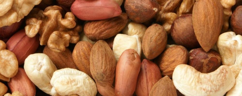 Nuts © Olga Popova | Dreamstime 17345911
