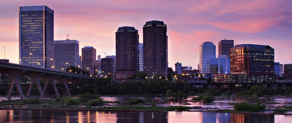 Richmond, Virginia © Artusrj | Dreamstime 15135692