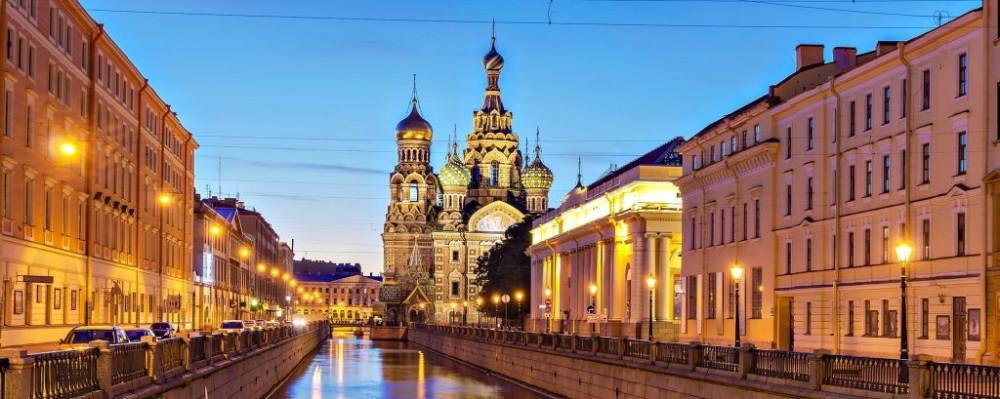 St. Petersburg, Russia © Dimbar76 | Dreamstime 60546491