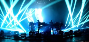 The Chemical Brothers at Sónar, Barcelona, Spain © Christian Bertrand | Dreamstime 69484360