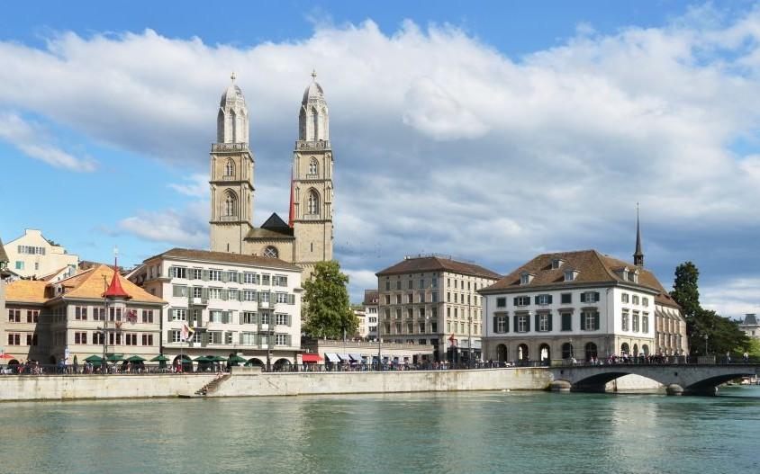 Zurich, Switzerland © Astra490 | Dreamstime