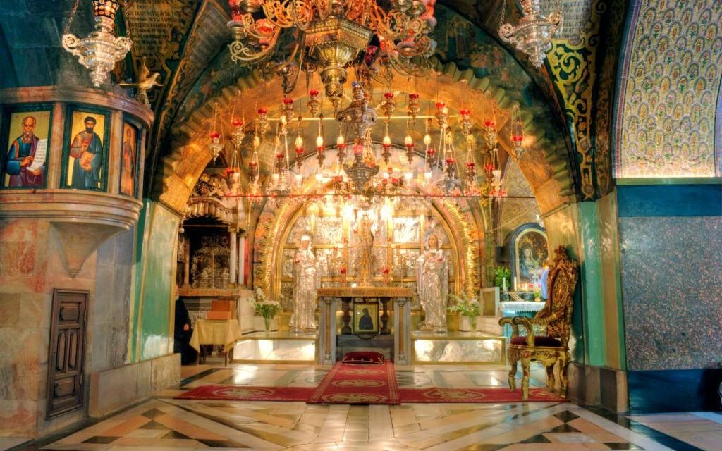 Church of the Holy Sepulchre, Jerusalem © Sarkao | Dreamstime 19212760