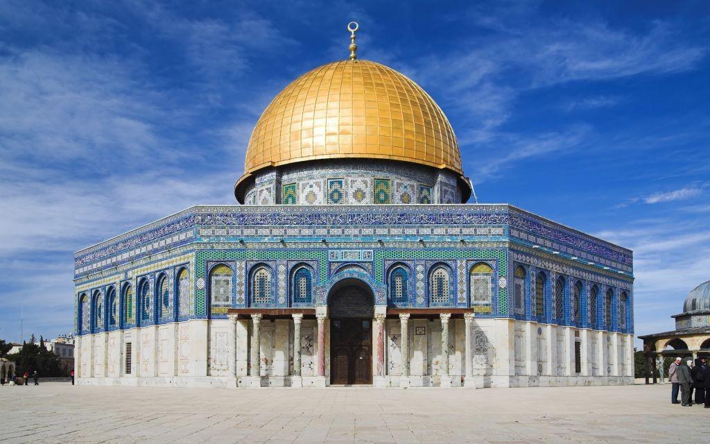 Dome of the Rock, Jerusalem © Mikhail Markovskiy | Dreamstime 14743586