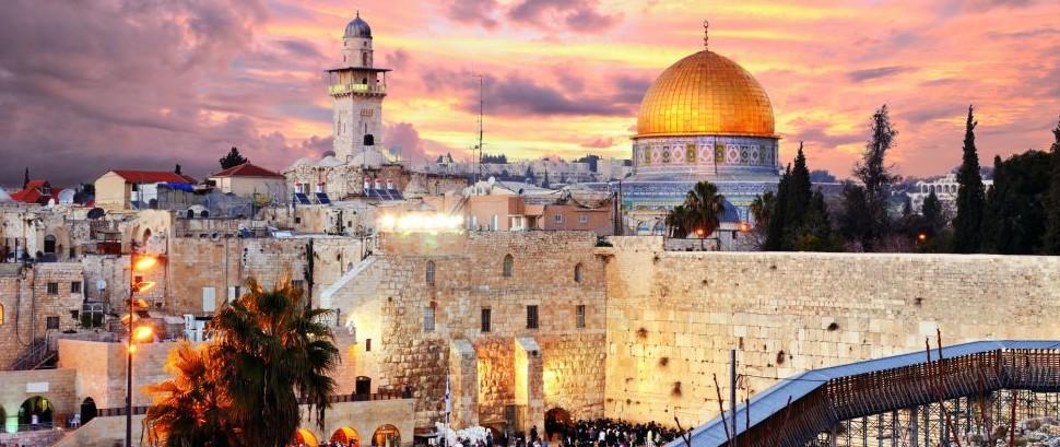 Old City, Jerusalem © Sean Pavone | Dreamstime 32934125