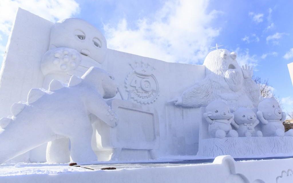 Sapporo Snow Festival, Japan © Chun Kit Ho | Dreamstime 38918476