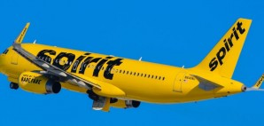 Spirit Airlines © Bradley Gross | Dreamstime 65248876