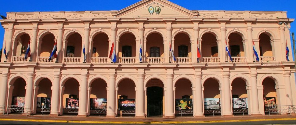 Asuncion, Paraguay © Donyanedomam | Dreamstime 74391815
