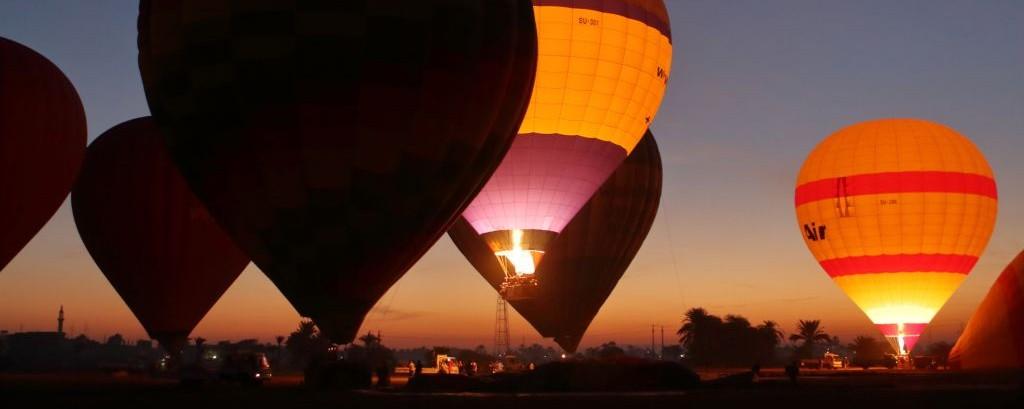 Hot Air Balloon © Hecke01 | Dreamstime 74210147