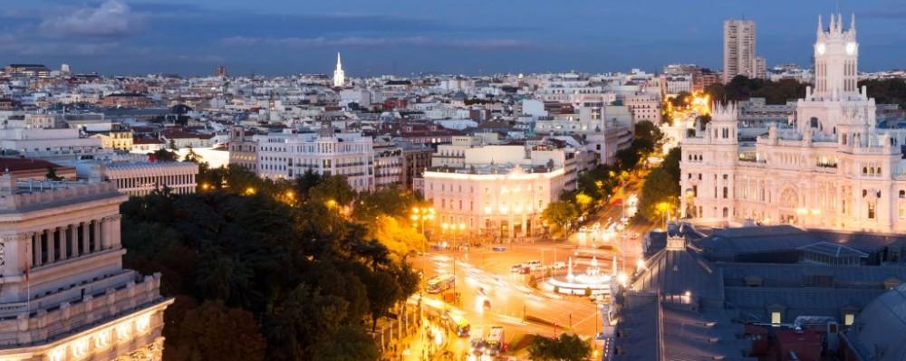 Madrid, Spain © VanderWolfImages   Dreamstime 53111508