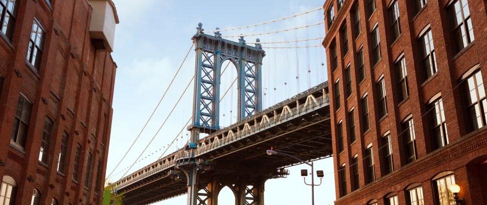Manhattan Bridge, Brooklyn, New York City © Lunamarina | Dreamstime 49004555