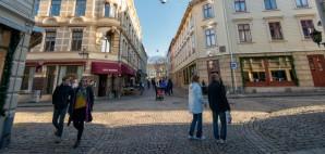 The Historic Haga District of Gothenburg, Sweden © Rolf52 | Dreamstime 35536023