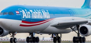 Air Tahiti Nui © Senohrabek | Dreamstime 35778398