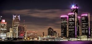 Detroit, Michigan © Starharper | Dreamstime 45784678